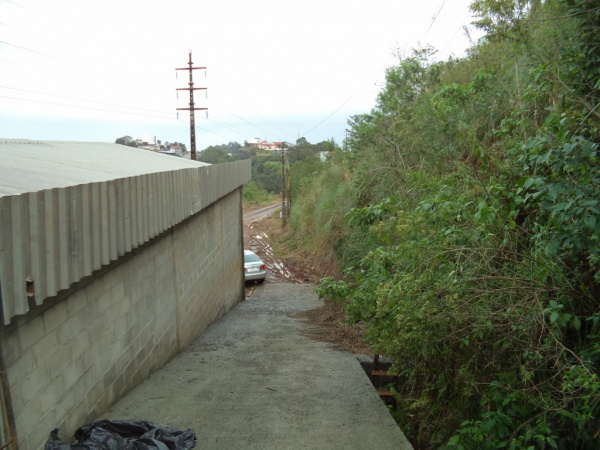 Barracões - Locação